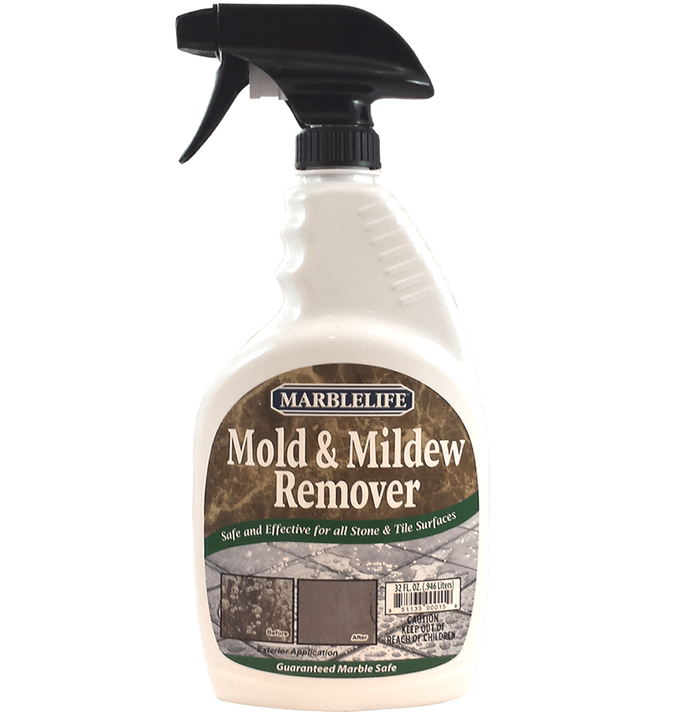 Mold And Mildew Stain Remover 32 Ounce Spray
