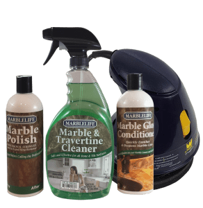 MARBLELIFE® Marble Counter & Table Top Kits – with Buffer– (MTC-41150, MGC-41220, MP-41210, BUF-53285)