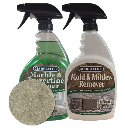 MARBLELIFE Memorial & Grave Stone Care Kit