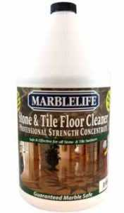 MARBLELIFE® Stone & Tile Cleaner Concentrate,  Gallon.  Marble Cleaner