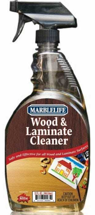 Marblelife Wood Amp Laminate Wood Cleaner 32 Oz Spray