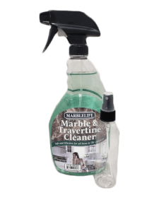 MARBLELIFE® CLEAN IT FORWARD™ Marble & Travertine Cleaner Kit (MTC-41150, 4ozBottle/Spray-65442)